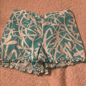 Lily Pulitzer Girls Printed Shorts